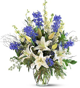 sapphire-miracle-arrangement-flowers